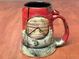 'Kothon' Spartan Mug, roughly 16-18 ounce size (SK4993)