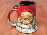 'Kothon' Spartan Mug, roughly 12-14 ounce size (SK5088)