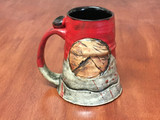 'Kothon' Spartan Mug, roughly 12-14 ounce size (SK5094)