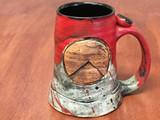 'Kothon' Spartan Mug, roughly 12-14 ounce size (SK5095)