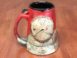 'Kothon' Spartan Mug, roughly 14-16 ounce size (SK5236)