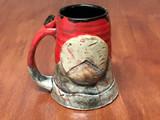 'Kothon' Spartan Mug, roughly 14-16 ounce size (SK5238)
