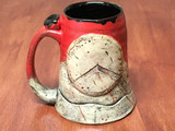 'Kothon' Spartan Mug, roughly 14-16 ounce size (SK5240)