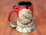 'Kothon' Spartan Mug, roughly 16-18 ounce size (SK5242)