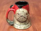 'Kothon' Spartan Mug, roughly 16-18 ounce size (SK5243)