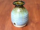 """Tiny Vase - Experimental, Roughly 3"""" wide by 4.25"""" tall (SK5418)"""