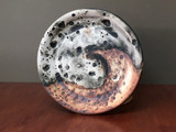 Lunar/Moon Salad plate, roughly 8 inches wide (SK5526)