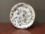 Lunar/Moon Salad plate, roughly 8 inches wide (SK5583)
