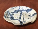 Experimental Salad Plate, roughly 8 inches wide (SK5627)