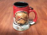 'Kothon' Spartan Mug, roughly 14-16 ounce size (SK5595)