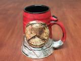 'Kothon' Spartan Mug, roughly 16-18ounce size (SK5665)