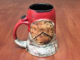 'Kothon' Spartan Mug, roughly 16-18ounce size (SK5666)