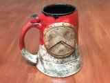 'Kothon' Spartan Mug, roughly 16-18ounce size (SK5667)