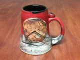 'Kothon' Spartan Mug, roughly 16-18ounce size (SK5668)