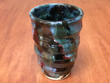 """Cosmic cup, roughly 10-12oz size, Inspired by """"Star-Formation Nebula"""" (SK5741)"""