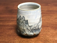 Mountain Cup, roughly 8-10 Ounce Size (SK2316)