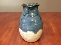 Nuka Cobalt Vase, Roughly 8 Inches Tall by 5 Inches Wide (SK4120)