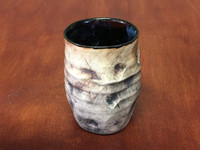 """Lunar/Moon Cup, roughly 12oz size, Inspired by a """"Planetary Nebula"""" (SK4748)"""