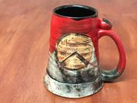 'Kothon' Spartan Mug, roughly 12-14 ounce size (SK5086)