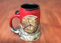 'Kothon' Spartan Mug, roughly 16-18ounce size (SK5597)