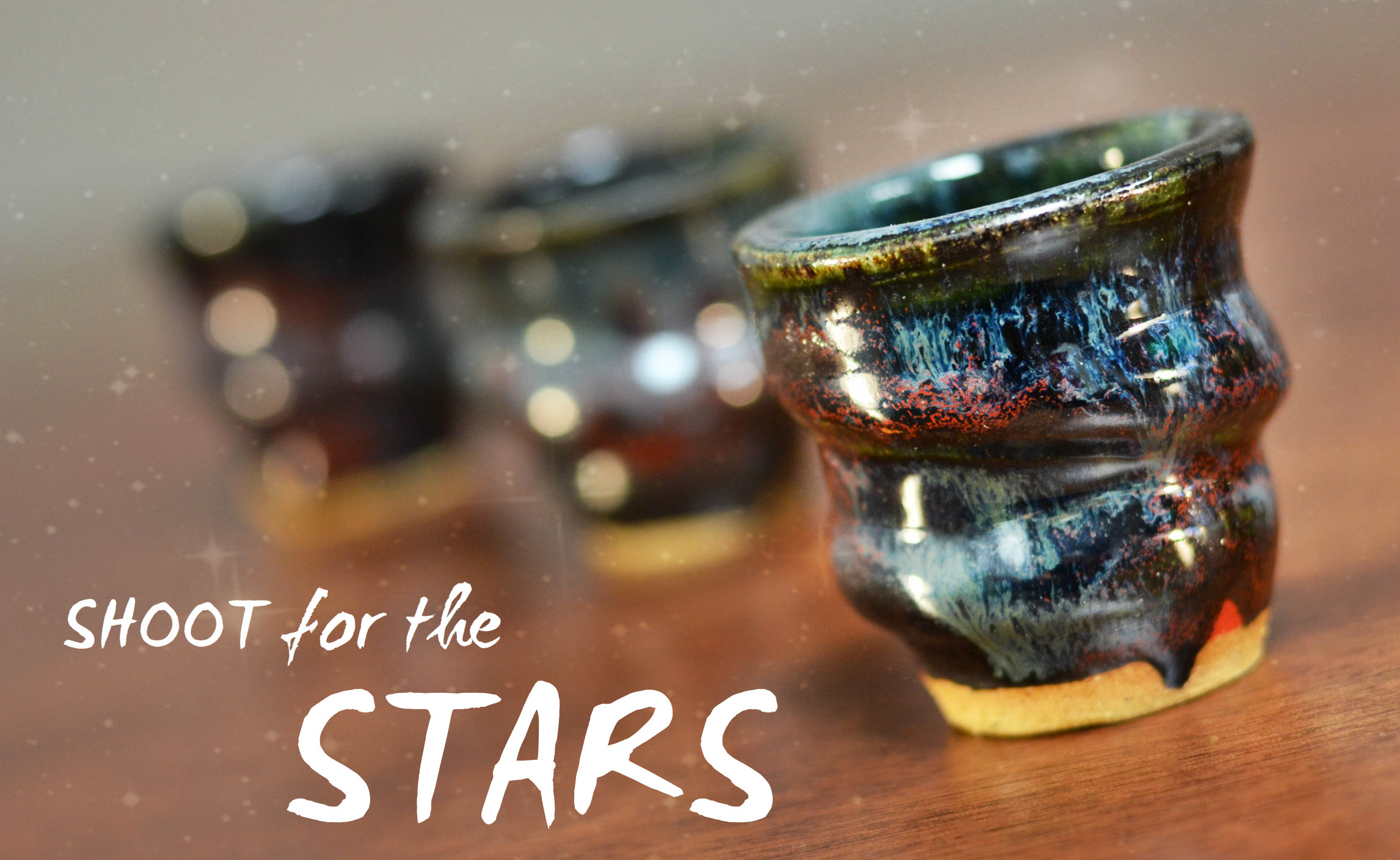 Cosmic Shot Cups