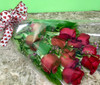 12 Red Roses Wrapped in Love