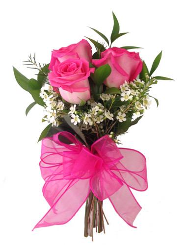 Pretty in Pink Roses