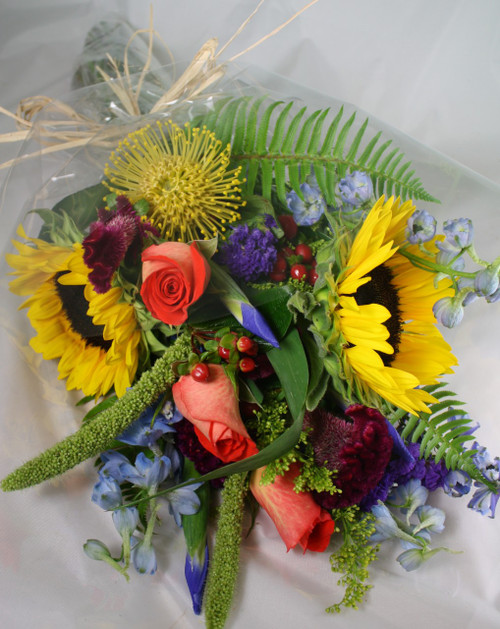 Colorful Summer Bunch