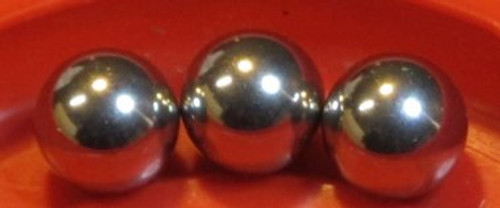 Stainless Steel balls in a range of sizes