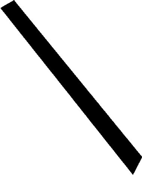 Tufnol strips 1.5mm thick