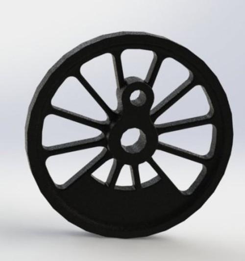 A12 Trailing wheel