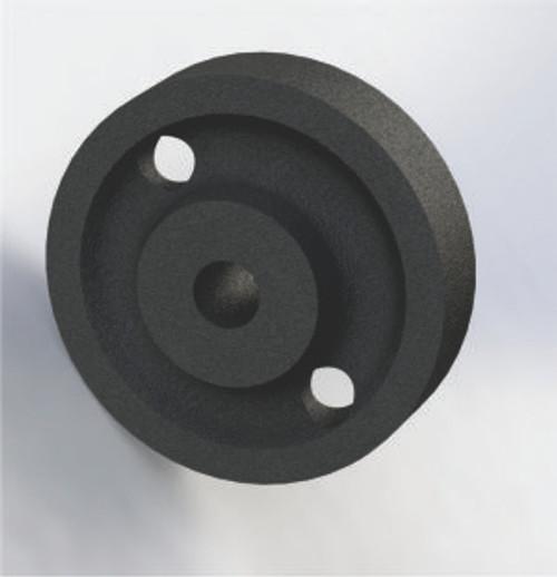 AC16 Leading Bogie Wheel
