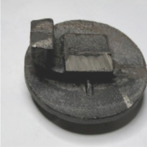 """BB18 1/4"""" Cast iron Cylinder rear cover"""