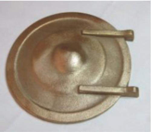 Smokebox Door in Bronze