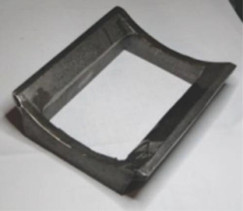 Smokebox saddle in cast iron