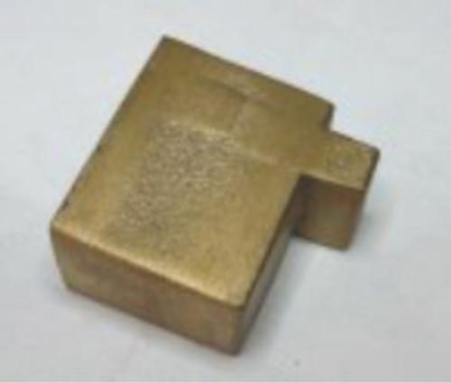 """BB18 1/4"""" Regulator in bronze"""
