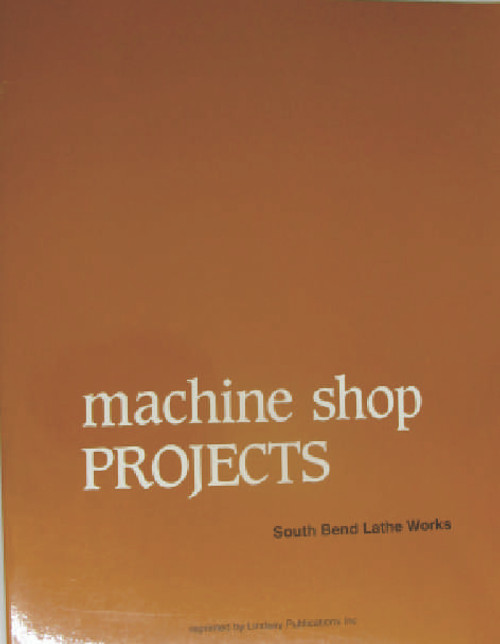 Make your own jigs and tooling, clamps etc for the mill and lathe. lots of diagrams and all dimensions in  inches. Published by South Bend Lathe works in USA. New and unused condition, old stock but still a very good book on basic milling and lathe work for the beginner or more experienced machinist.