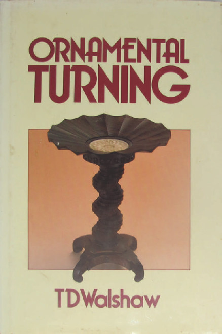 Book on the art of wood turning using specialist lathes and turning tools to produce very technically brilliant works of art from wood. New hardcover book a little shopworn but in good to perfect condition otherwise.