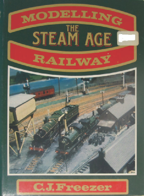 Another little gem from C. J. Freezer. This time concentrating on what makes a good model including history & research, stations, prototype practice, light railways, branch lines and mainlines plus locos and rolling stock. As usual with C.J's books most of the reference material is GWR biased and illustrated with his plans although most appear to be garage sized layouts. Book is a little bit shopworn on the cover but otherwise in very good condition.