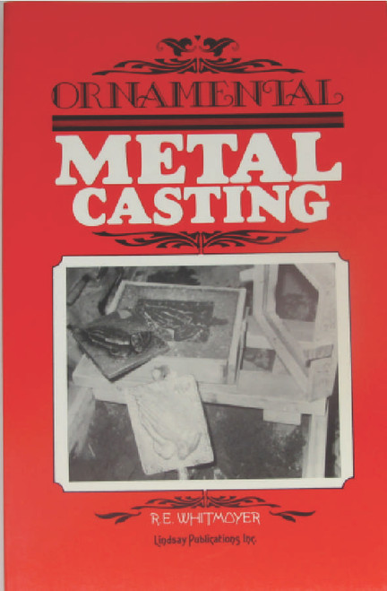 Instructions on sand casting and lost wax process, basic stuff for the home model maker. Book is new and in perfect condition.