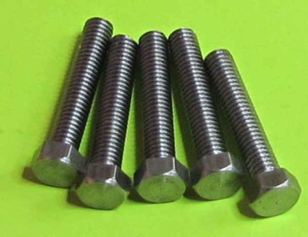 Screws Steel Hex Head