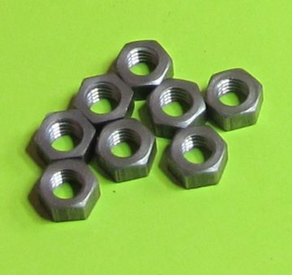 Steel Nuts in BA Standard