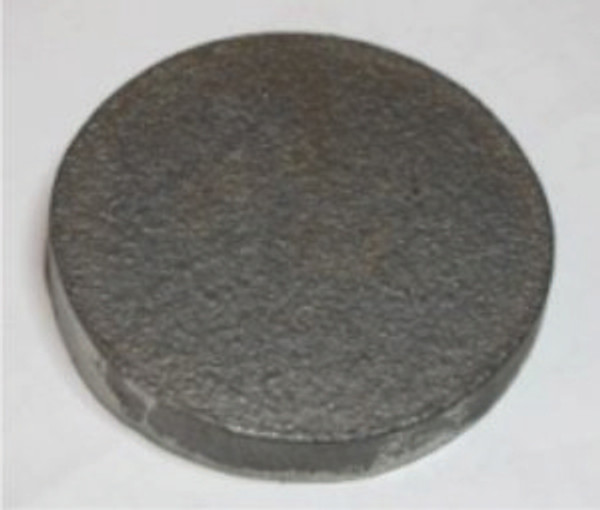 """BB18 1/4"""" Front Cylinder Cover"""