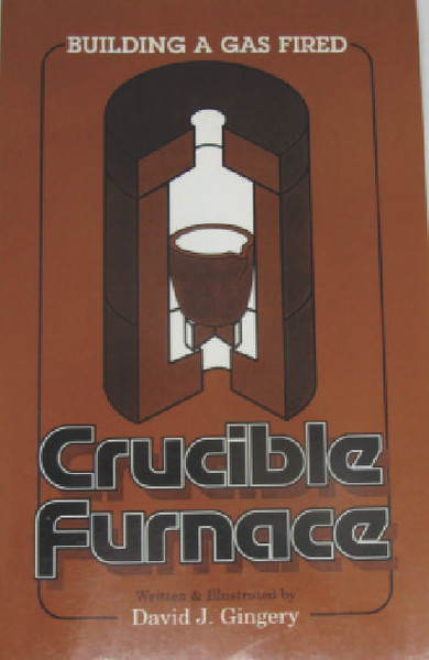 New and unused, make yourself a gas fired furnace to melt metal if you dare!