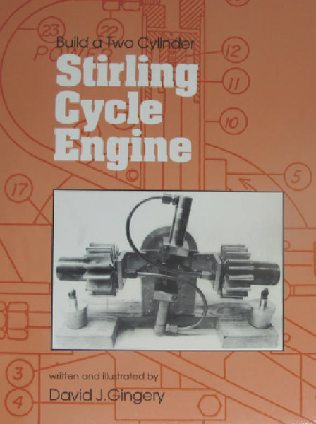 There is no metal working project that will build skill and confidence better than a running engine project. So here are plans for an engine project that you can build with basic equipment and limited skill and experience. Plenty of illustrations and step-by-step details so that the beginner can tackle the project with assurance of success. Aluminum castings are a major portion and the remainder is made of common water pipe, fittings and sheet metal. A small lathe fitted with face-plate, chucks and ordinary tooling will do the work. You will greatly expand your skill and you will end up with a mechanical marvel to amaze yourself and all who see it.  However Gingery's design for the bearings and connecting rods need some re-engineering to get the thing to run.