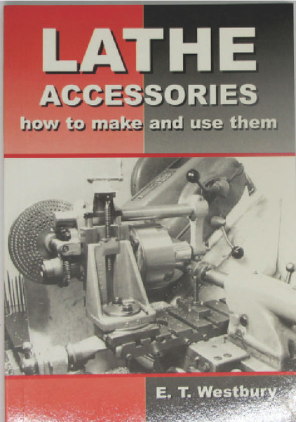 Many useful lathe accessories are now available on the market, and where financial resources allow, most users will prefer to purchase them rather than take the trouble and time to make them; but there are many jobs where a simple home-made accessory will serve just as well as an elaborate and expensive one. Some of the appliances described in this book can be used to carry out operations for which no ready made equipment is available, and all can be made by a competent lathe user, from material which is available in the workshop, or easy to obtain. The object of the book is not to encourage the turner to produce makeshift substitutes for proper equipment, but to help him make the best use of available resources, and to solve in a practical manner the many problems which arise in general workshop practice.  Book is in excellent condition old new stock, unread and looking for a buyer.