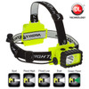 Intrinsically Safe Permissible Multi-Function Dual-Light™ Headlamp XPP-5458G