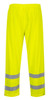 Portwest Sealtex Ultra Reflective Pants: Back View