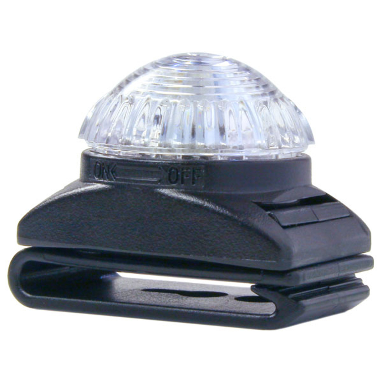 12-Pack Adventure Lights Guardian Expedition White Waterproof Safety Light