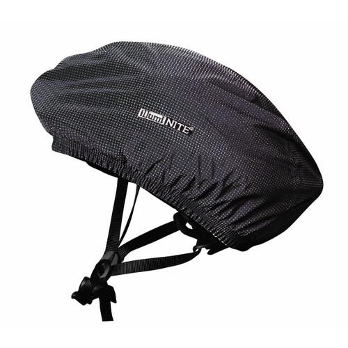 Reflective illumiNITE Waterproof Helmet Cover